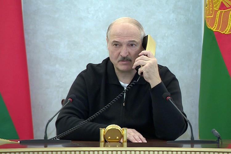 Всего за 3 дня Лукашенко сделал 4 звонка в Москву