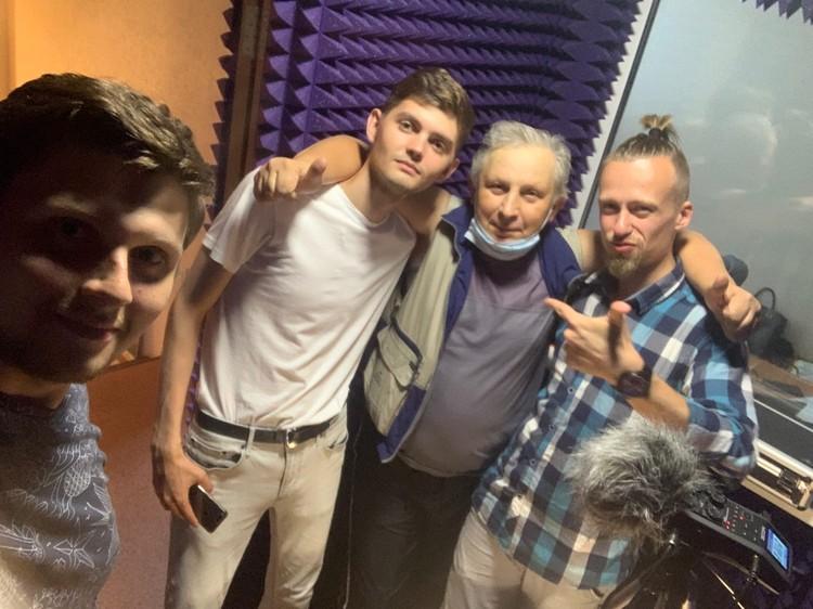 3D-аудиосериал озвучивают известные тюменские актеры театров. Фото: Артём Васнёв