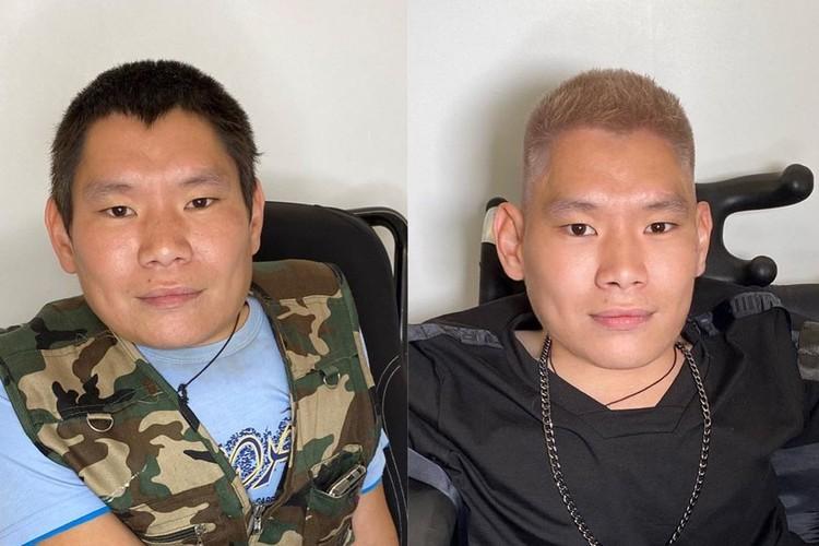 Орлану изменили цвет волос. Фото: instagram.com/goar_avetisyan/
