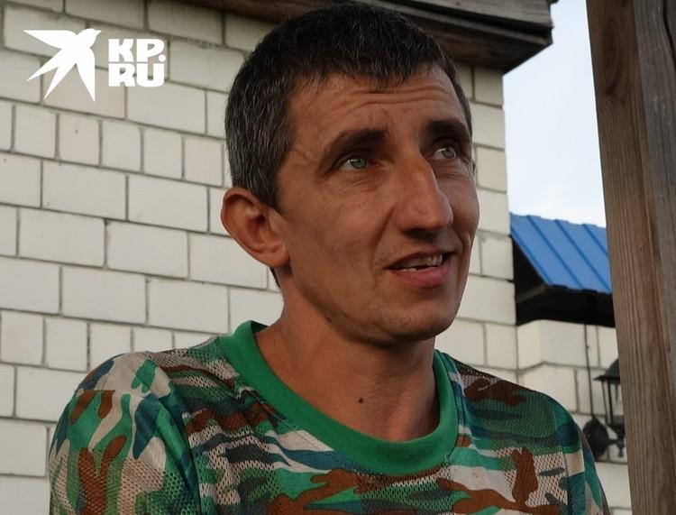 Президентская кампания у фермера Юрия Ганцевича не задалась.