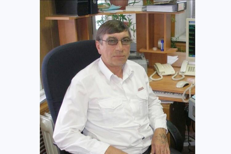 Александр Дробидоненко: «Команду собрали. Вокзал построили. Продолжаем работать!». Фото из личного архива.