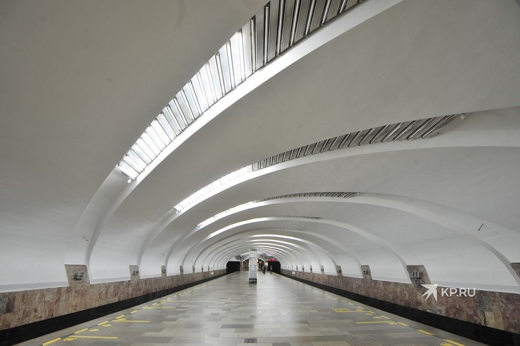 Станция Уралмаш.