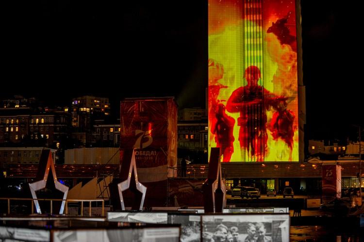 3D-фильм о вкладе Приморского края в Великую Победу