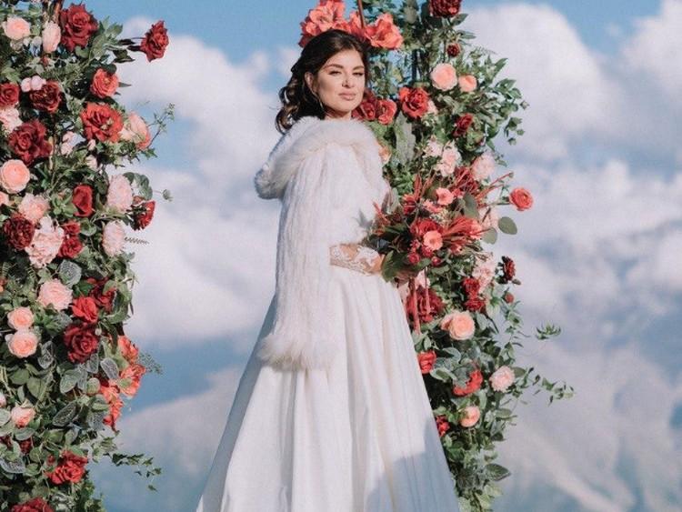 Анастасия Шишлова даже и не думала, что ее свадьба будет настолько невероятной