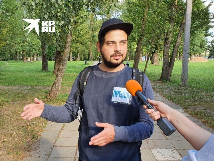 Оператор Никита Недоверков