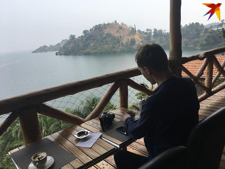 Из-за ковида туристов нет. Но Руанда их ждёт