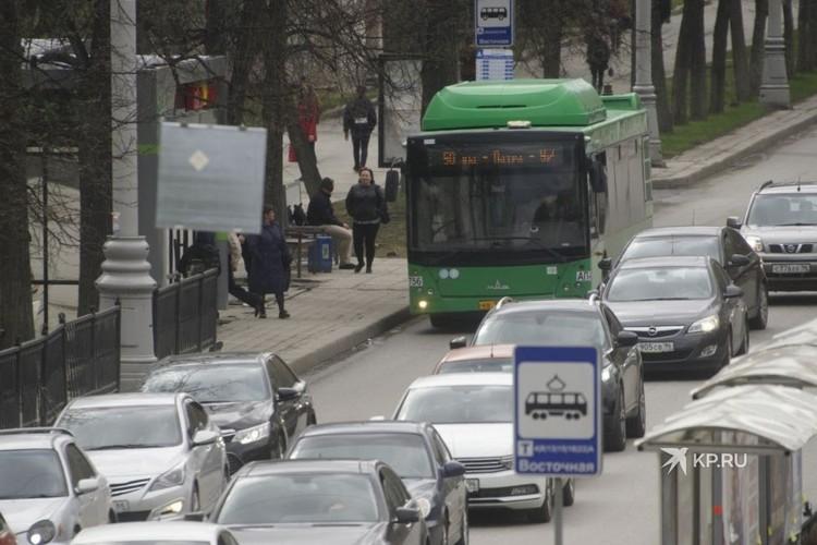 Осенью в город должны поставить 57 новых автобусов.
