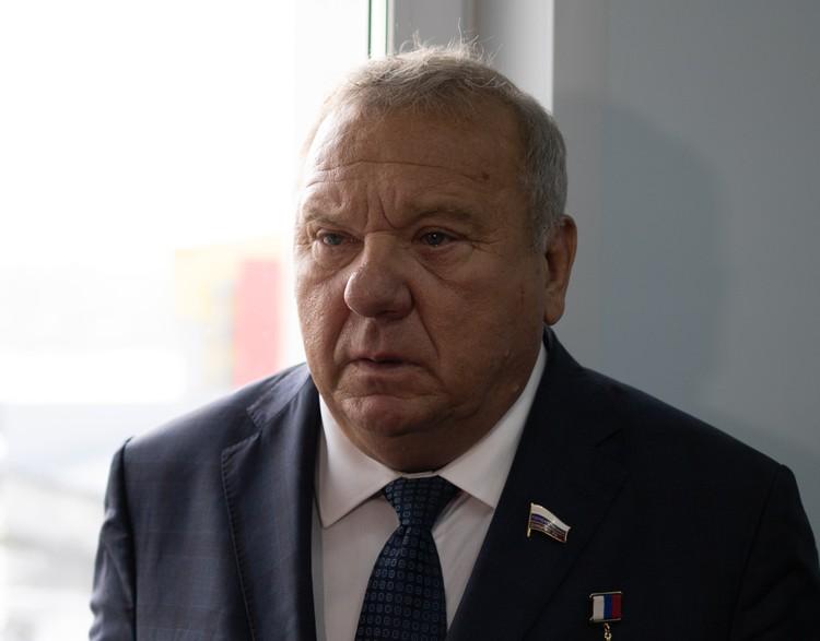 Владимир Шаманов. Фото Анны Меньшиковой