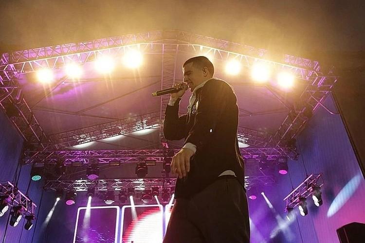 Feduk исполнил свои самые известные хиты