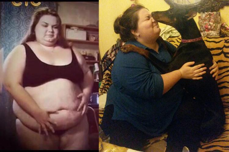 Катерина весила почти 200 кг!