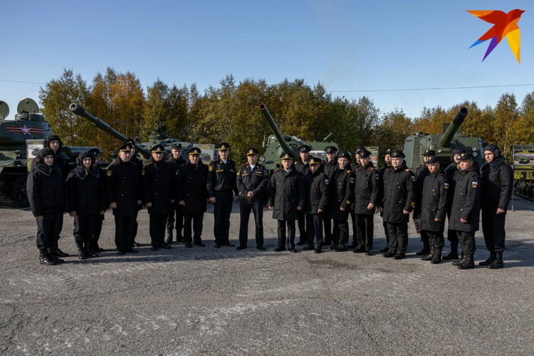 В таком формате празднование День танкиста и 100-летие отечественного танкостроения в части 02098 прошло впервые.