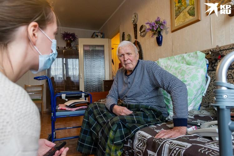 Мать Джона Дмитриевича ждала возвращения мужа с войны до конца своей жизни