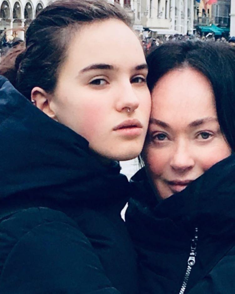 Актриса обожает свою дочь. Фото: Инстаграм.