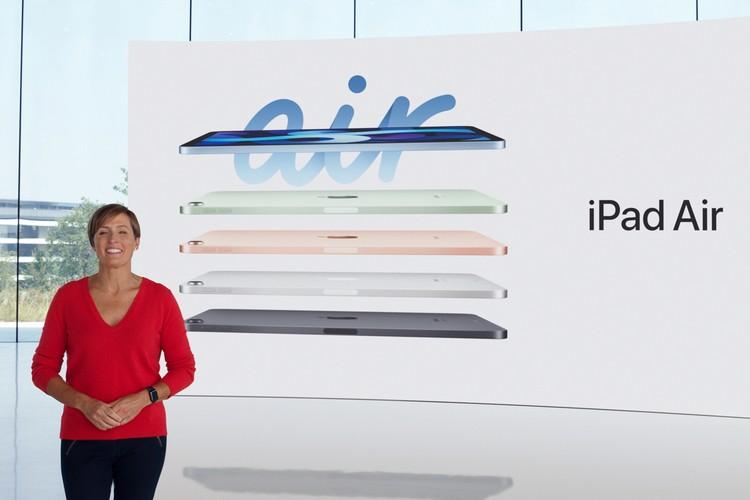 iPad Air будет доступен в России по цене от 55 900 рублей