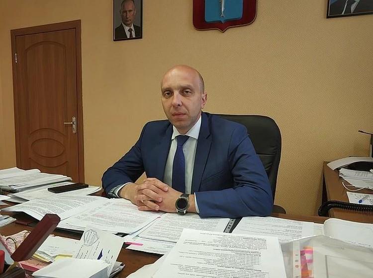 Алексей Зайцев стал министром всего месяц назад