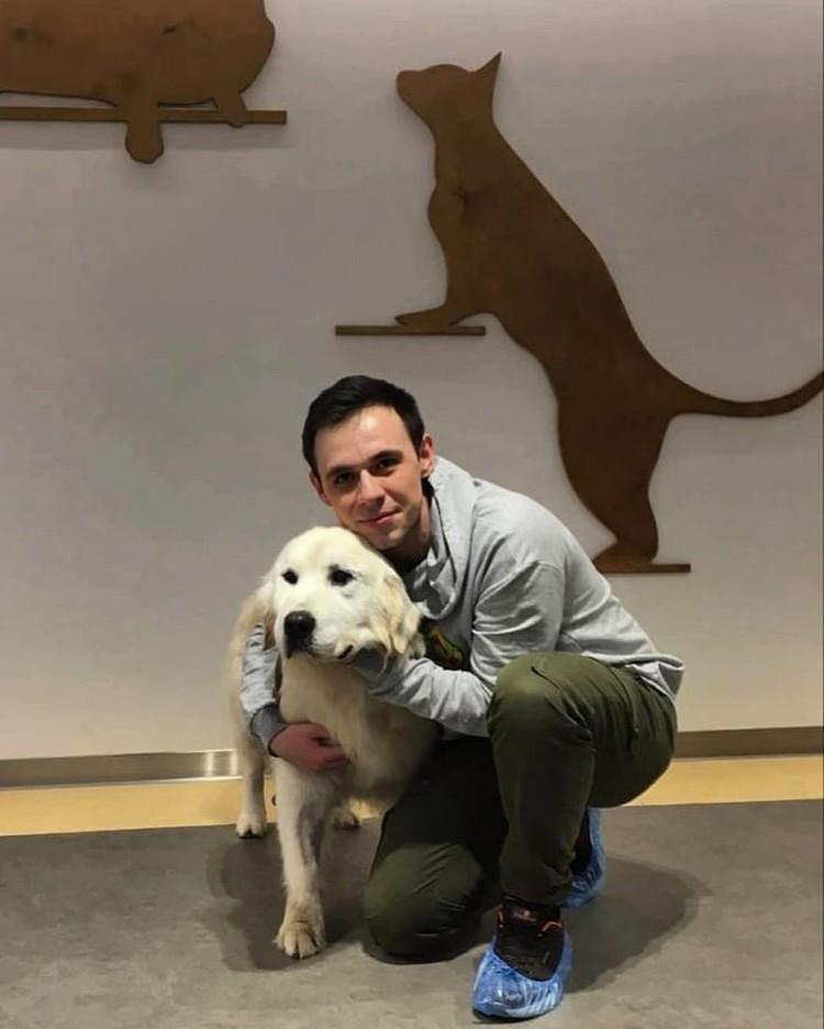 «Я думал, что волонтерство в приюте – это только игры с собаками. Но когда первый раз увидел покалеченное животное, понял, что это не только веселье...»