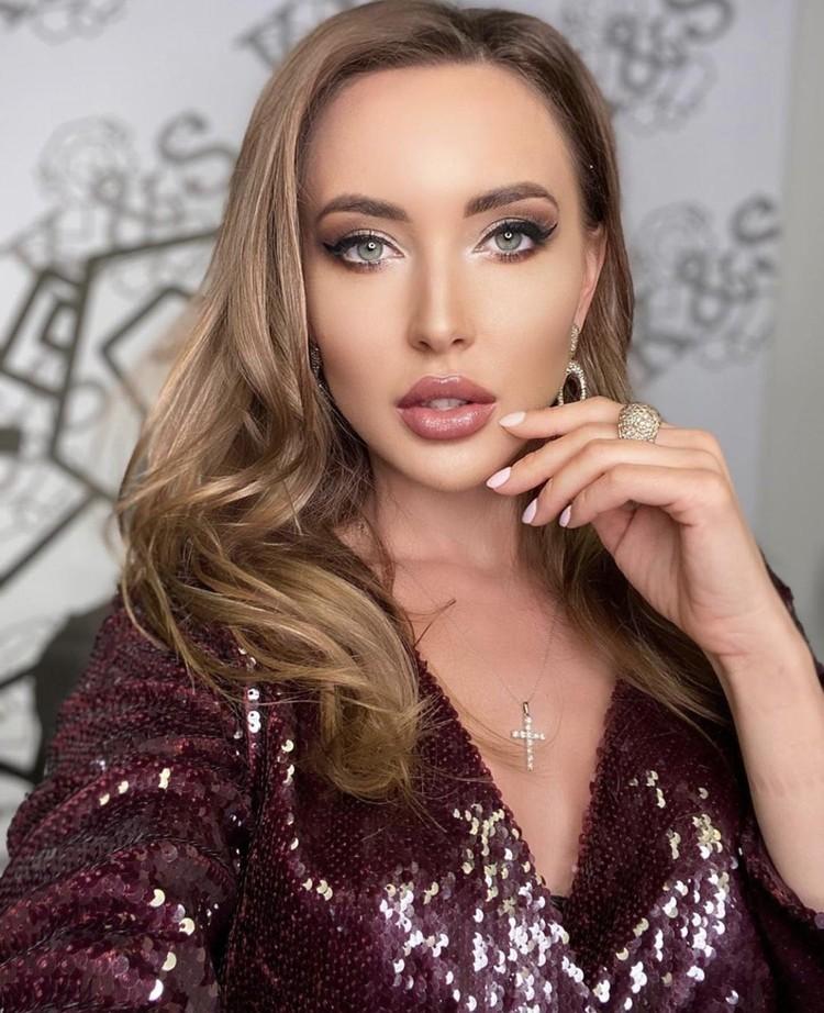 Фэшн-блогер Ольга Рудыка