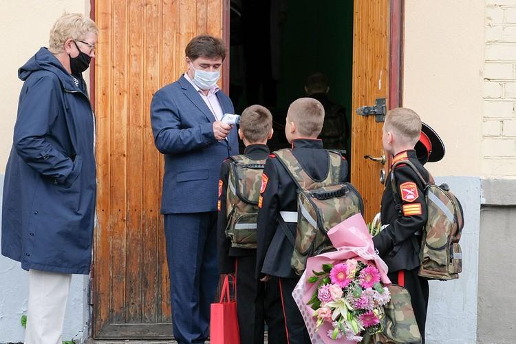 В Санкт-Петербурге тоже пришлось ужесточать режим