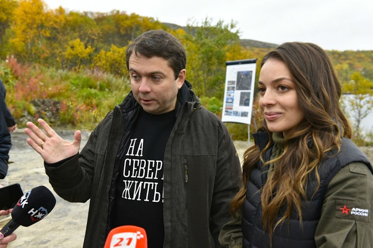 Руководитель Федерального агентства по туризму Зарина Догузова посетила Мурманскую область. Фото: правительство Мурманской области