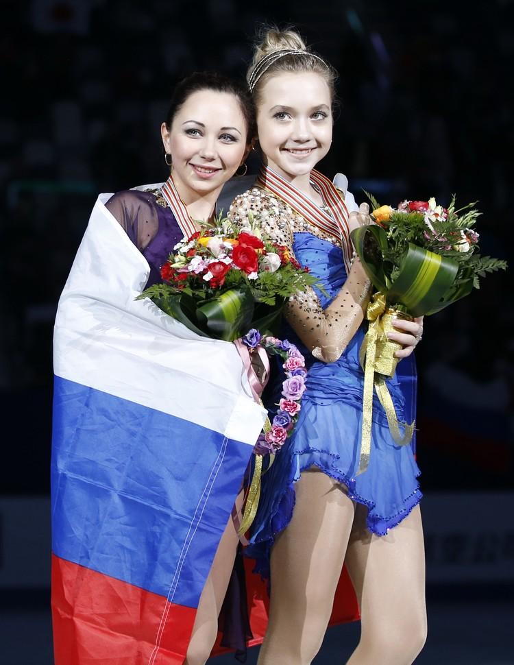 На ЧМ-2015 Радионова стала третьей, а победила Елизавета Туктамышева.