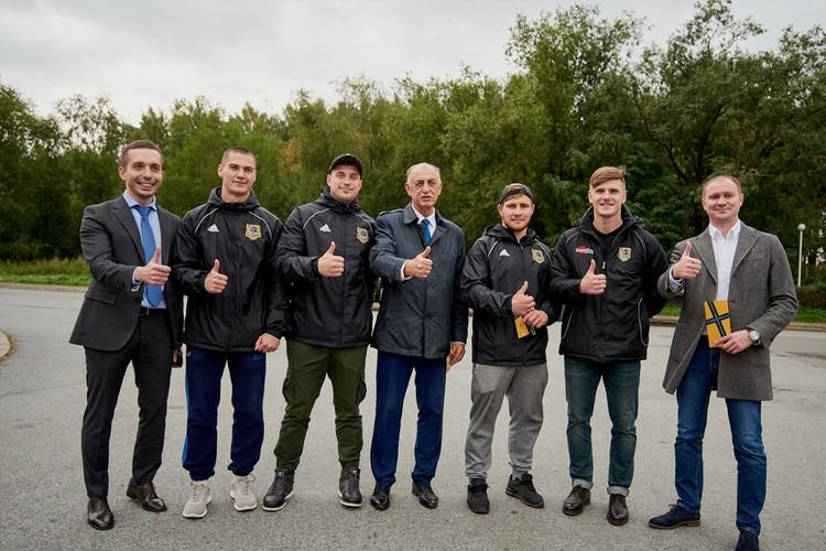 Фото предоставлено регбийным клубом «Нарвская застава».