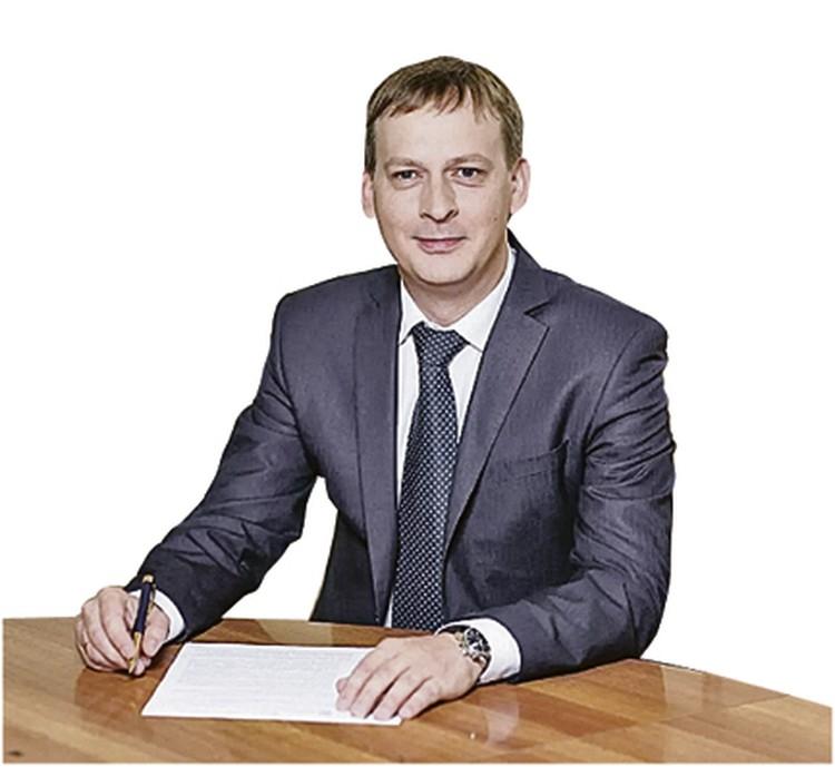 Глава Росводресурсов Дмитрий Кириллов.