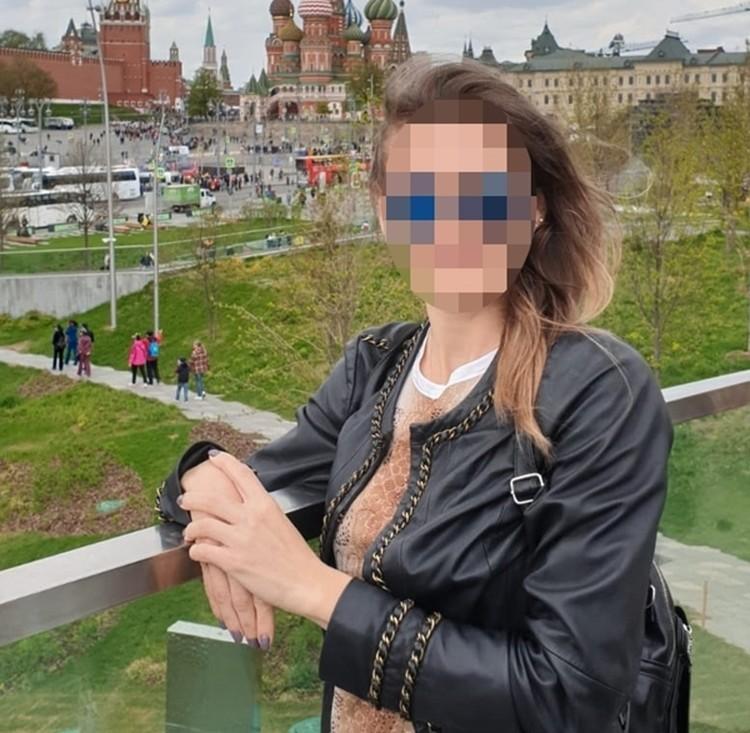 После двухмесячной переписки пара встретилась в Москве. Фото героя публикации.