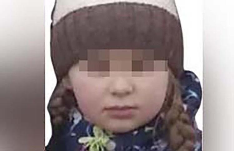 Девочка пропала по дороге из школы.
