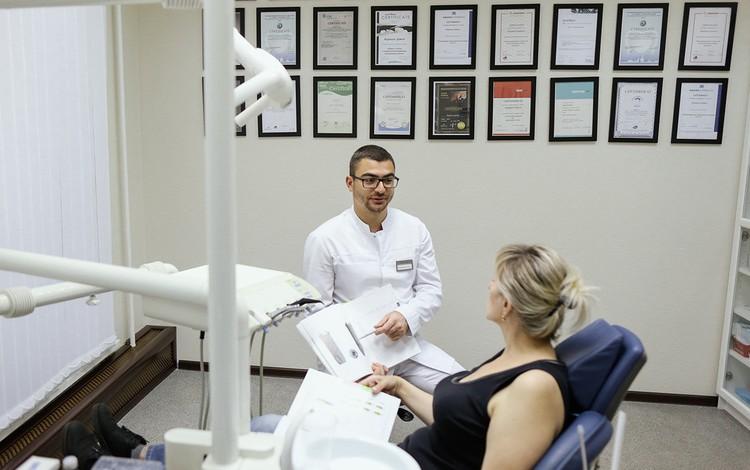 Стоматология «Менделеев»