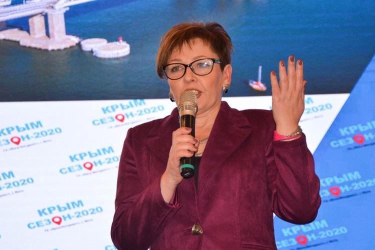 Мария Мальгина уверена, что туристический путь любви к Крыму лежит через кулинарию