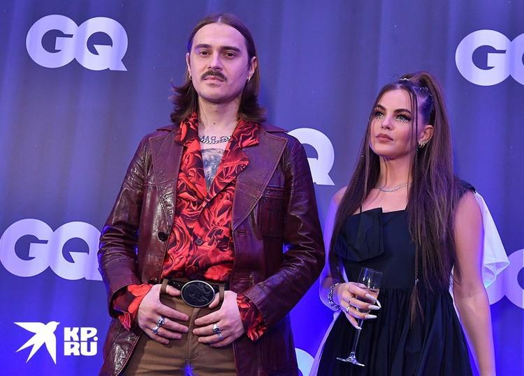 Илья Прусикин и Софья Таюрская из Little Big.