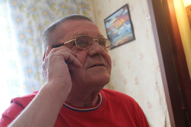 Анатолию Юртаеву было 70 лет