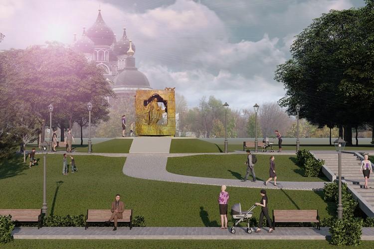 Установить памятник хотят неподалеку от ВДНХ.