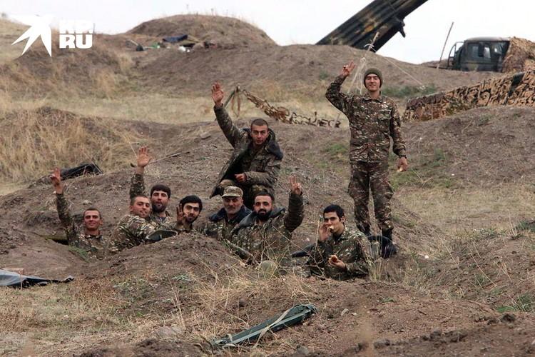 Уже звучит цифра - 20 тысяч российских армян готовы отправиться в Нагорный Карабах