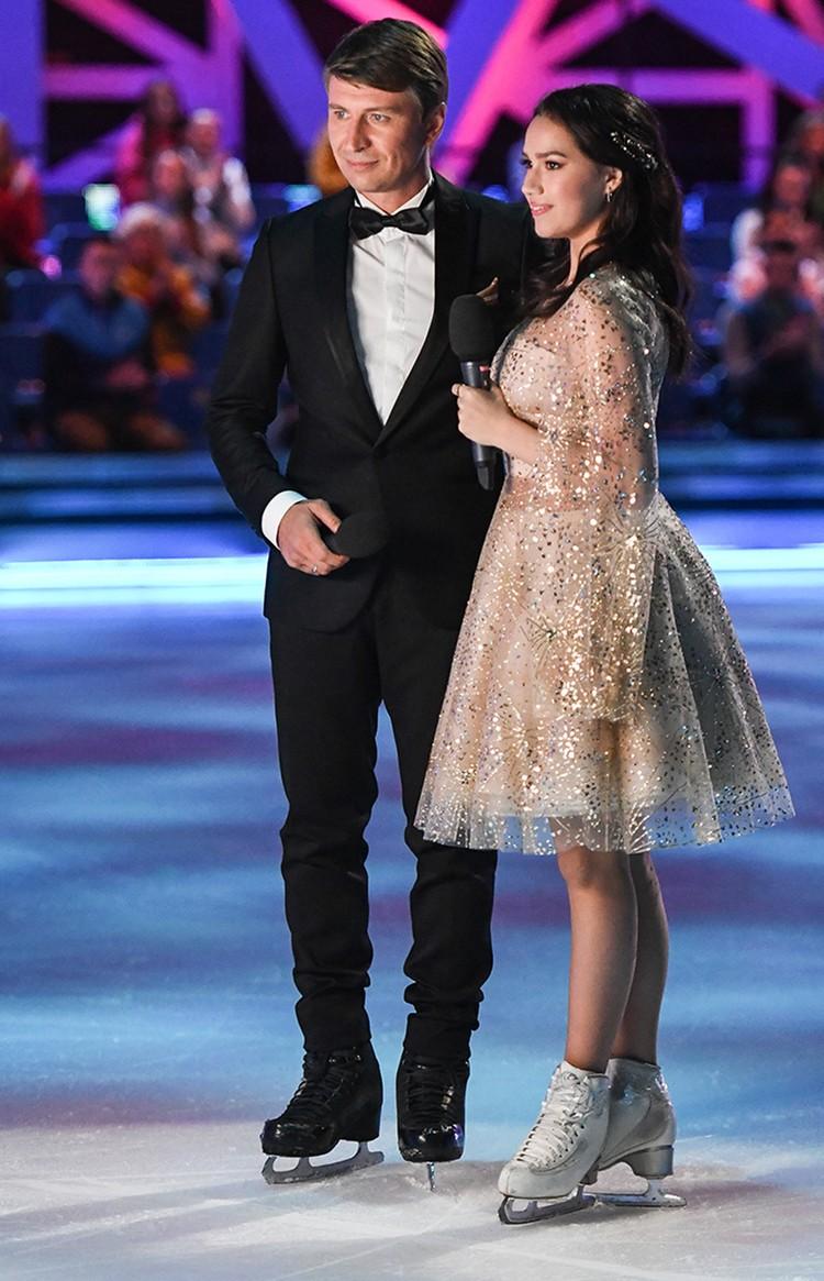 Ведущими нового сезона шоу станут Алина Загитова и Алексей Ягудин.