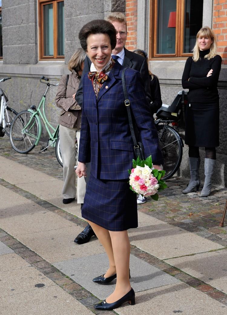 До 1987 года Анна носила лаконичный титул принцессы, а позднее - королевской принцессы