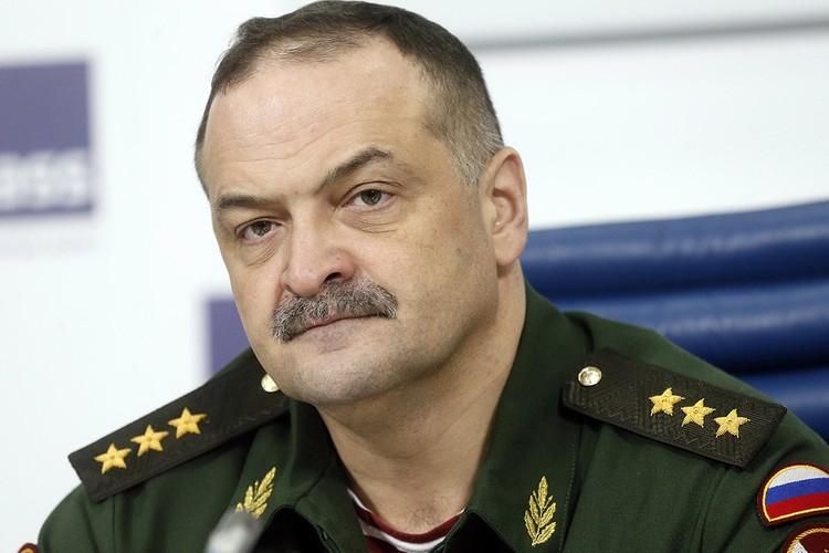Сергей Меликов во время пресс-конференции, 2017 год. Фото: Александр Щербак/ТАСС