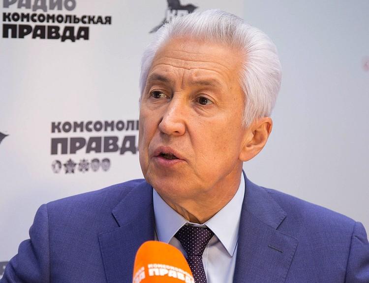 Владимир Васильев покинул пост главы Республики Дагестан.
