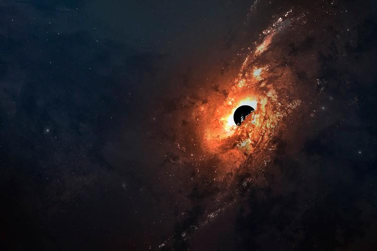 Чтобы услышать инопланетян, мы должны научиться манипулировать черными дырами