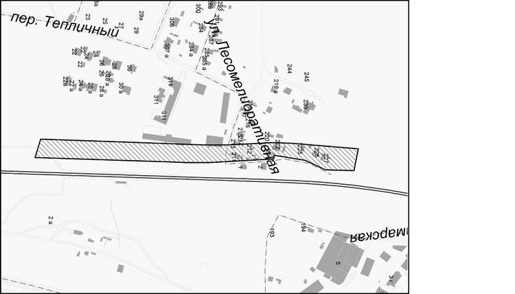 На пути дороги оказались 14 частных участков и 7 жилых домов. Фото с сайта администрации Волгограда