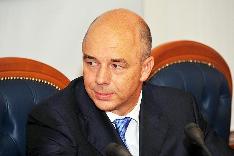 Министр финансов Антон Силуанов только повышение налогов на российскую промышленность считает способом сократить дефицит госбюджета