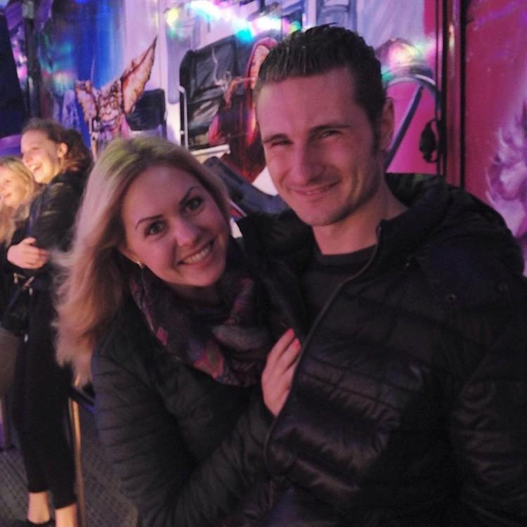 Надя и Грег общались по интернету 4 года. Фото предоставлено героиней