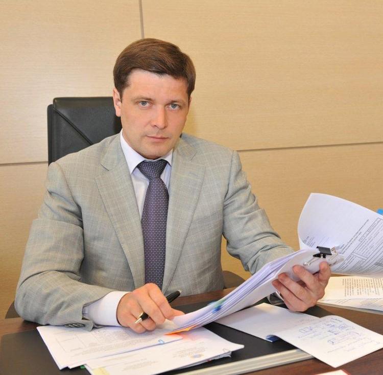 А Гришин-младший помогал строить стадион уже в Самаре. Фото: progorodsamara.ru