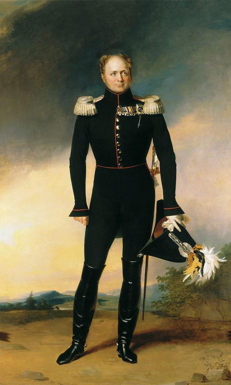 Александр Первый. Фото: Частная коллекция/Wikimedia Commons
