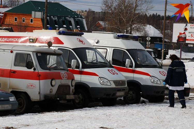 У работников скорой помощи тяжелая работа - морально и физически