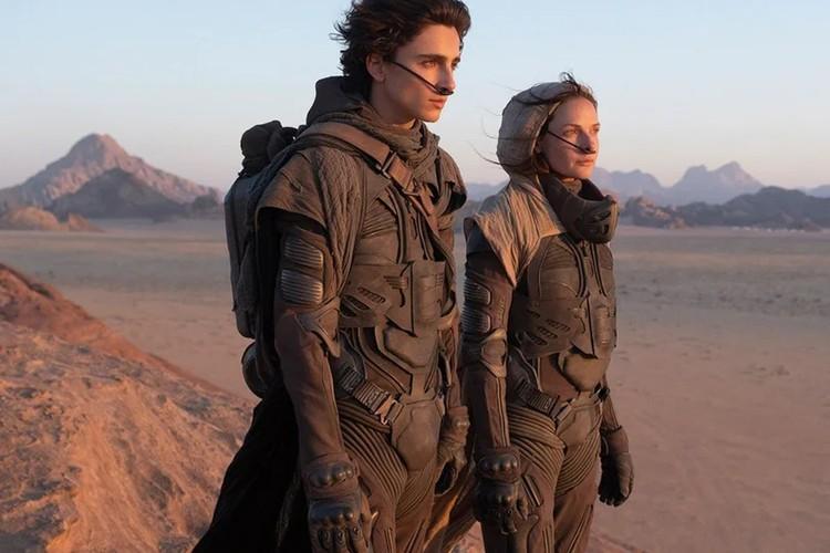 Место действия «Дюны» - пустынная планета Арракис