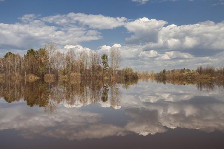 Озеро «Нургуш» - третье по величине озеро заповедника. Фото: Александр ШИРОКИХ