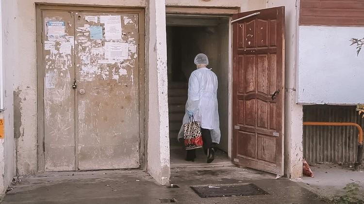 Врачей отвезут в отдалённые районы города. Фото - владимирское отделение ОНФ.
