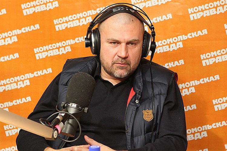Глава Национального Антикоррупционного комитета Кирилл Кабанов.