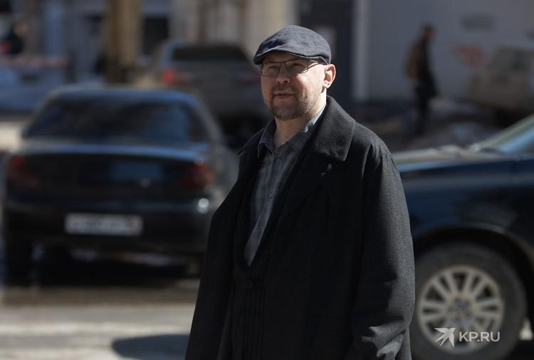 Писатель Алексей Иванов поступал в крупнейший уральский вуз дважды.